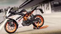 2015 KTM RC390 摩托車 首次試騎