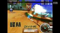 DiviNe峰林-S2組隊反向海盜絕壁海灣-1分58秒98 黃金舒適HT LE
