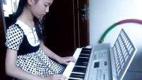 程纪瓯电子琴七级-陕北民歌