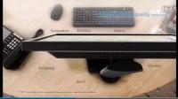 惠普24吋專業級顯示器視頻