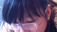 劉琴吃北京驢打滾