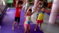 花儿舞蹈视频《快乐爵士舞》少儿舞蹈