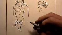 漫畫中衣服的畫法