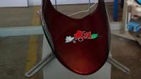 電動車塑件汽車配件自動噴漆機設備0552-4079862