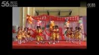 苹果班幼儿舞蹈:张灯结彩