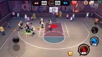 街籃手游:天梯巔峰對決(街籃卡位技巧+籃板技巧+加速冒實戰教學)