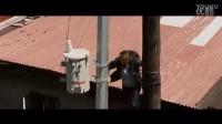 谍影重重4 杰瑞米·雷纳屋顶跑酷_高清