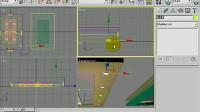 史上最强3Dmax室内设计家庭装修实例视频教程7.天花造型设计[NoDRM]-暗藏灯光天花造型设