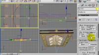 3Dmax室内设计家庭装修实例视频教程7.天花造型设计[NoDRM]-暗藏灯光天花造型设计-5.