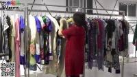 大碼桑蠶絲真絲【詩菲迪】17年夏連衣裙上衣品牌折扣女裝走份批發-北京惠品
