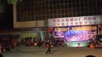 廣東省肇慶市鼎湖區少林永春國社慶三八婦女節表演,尋橋,伏虎,六點半棍。