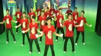 幼儿园大班男孩舞蹈 幼儿手语舞蹈 飞向梦想_高清