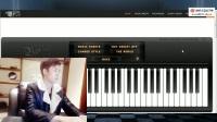 【键盘弹钢琴】拿去泡妞!音痴都能弹泰坦尼克!!