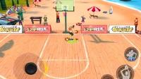 【郎君解說】街頭籃球手游:拉桿教學