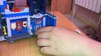 小旋風評測未來騎士團玩具--高科技移動要塞