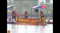 新疆阿拉爾市舉辦龍舟大賽