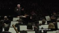 肯尼斯·布羅伯格在第十五屆范克來本國際鋼琴比賽決賽演奏拉赫瑪尼諾夫 - 《帕格尼尼主題狂想曲》,Op. 43