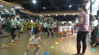 我們今天把課堂搬到了健身房.親子幼兒園大大班社會實踐課