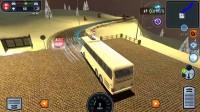 模擬 大型客車夜間輔助駕駛系統