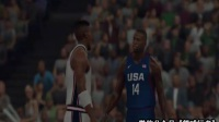 nba 2k17 - the dream lives on 篮球三角进攻