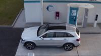 Mercedes-Benz 2018 GLC F-CELL 動態展示