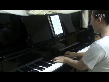 《亡灵序曲(The Dawn)》钢琴曲谱,蛐蛐推荐