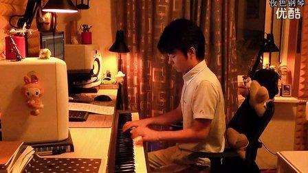 《夜空中最亮的星》夜色钢琴版