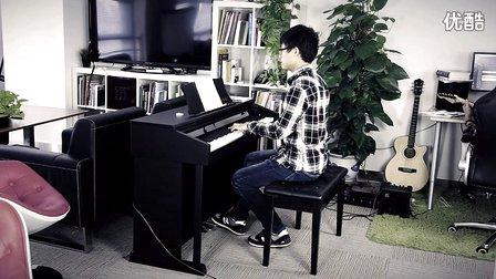 贝加尔湖畔 钢琴版【小贝演奏】